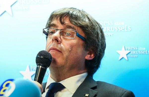 Puigdemont, sin orden de detención: fuente judicial