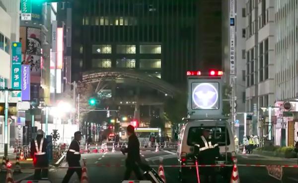"""Reparación """"exprés"""" de calle en Japón se vuelve a hundir"""