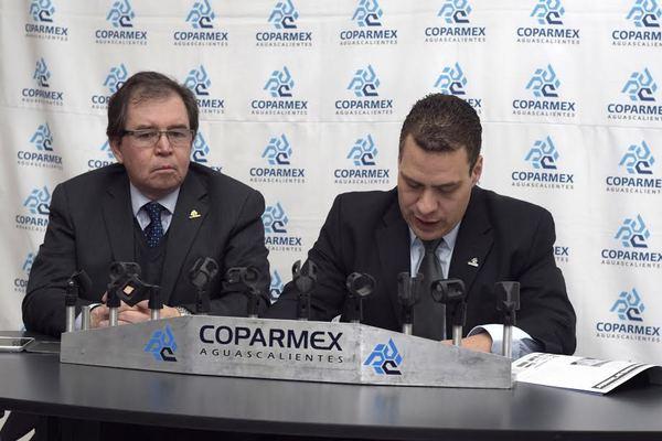 """""""Planteamiento demagógico"""", propuesta del PRI de eliminar ISN: Coparmex"""