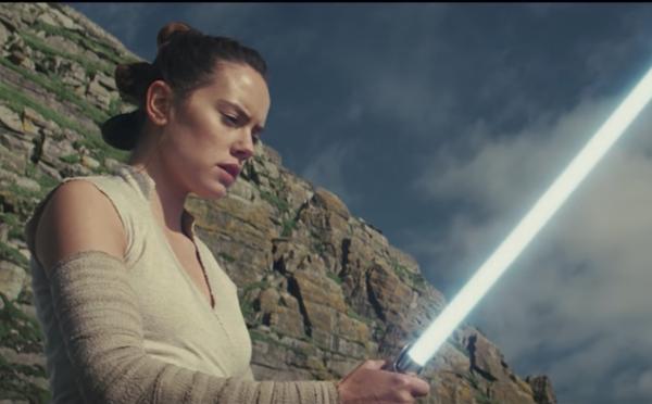 """Difunden nuevo trailer de """"Los últimos Jedi"""""""