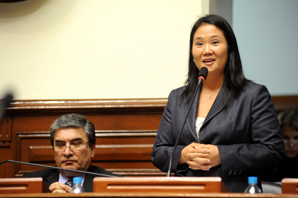 Keiko Fujimori, investigada por lavado de dinero en Perú