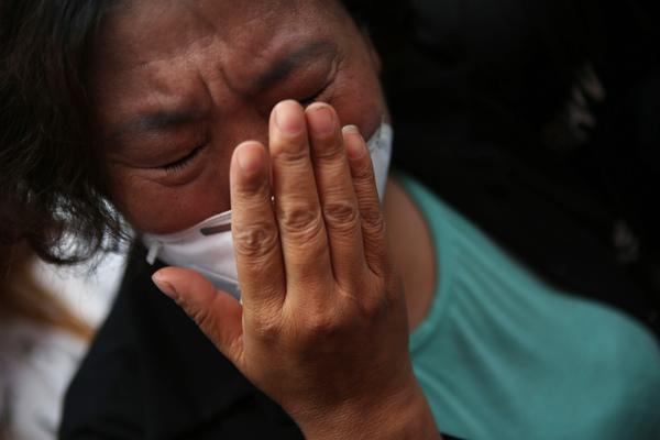 En Tianjin continúa la búsqueda de químicos peligrosos