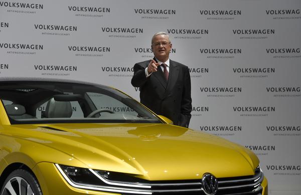 Alarma en México por renuncia de presidente de Volkswagen