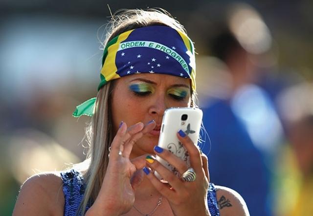 Brasil 2014, el Mundial más social