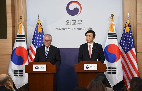 EE.UU. no descarta una acción militar contra Corea del Norte