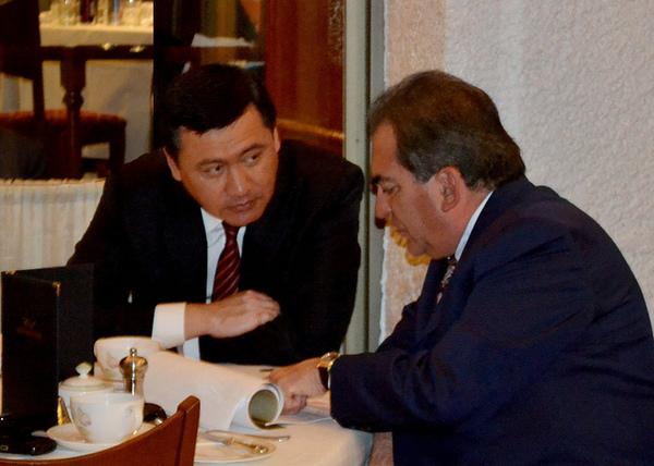 Exige PAN a Osorio Chong no intervenir en impugnación