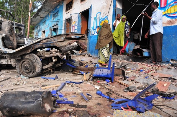 Tres ataques de EE.UU. en Somalia en dos días