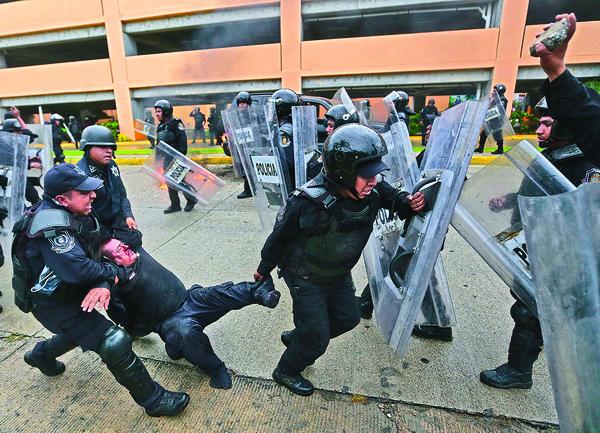 Guerreros del estado narco