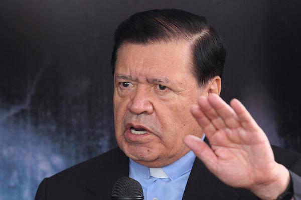 Denuncian a Norberto Rivera por encubrir a curas pederastas
