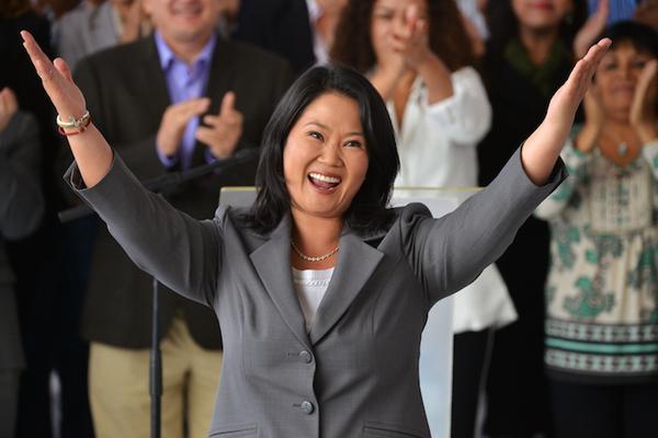 Exhiben contribución de Odebrecht a campaña de Keiko Fujimori