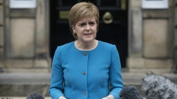 Escocia pide a Londres nuevo referéndum de independencia