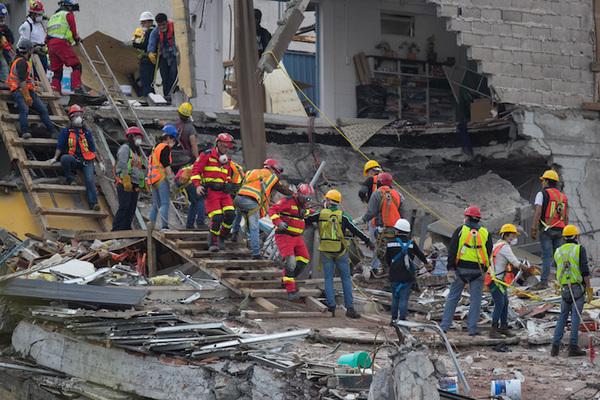 Banco Mundial destina 150 millones de dólares a México por sismo