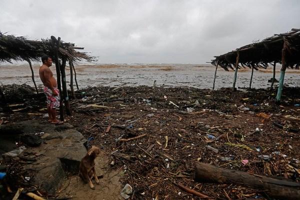 Tormenta tropical Nate deja 20 muertos en Centroamérica
