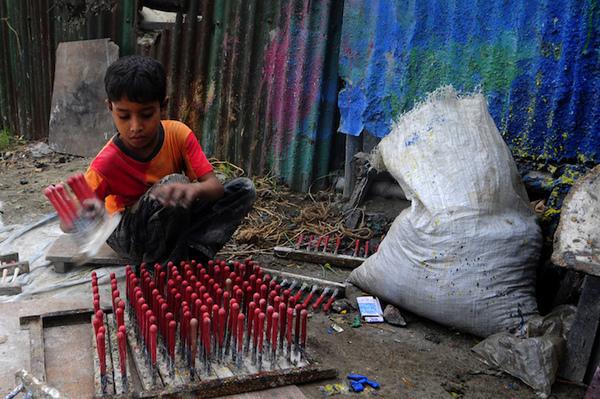 Conflictos y catástrofes aumentan índices de trabajo infantil
