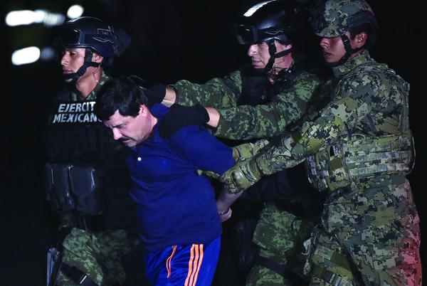 """Señalan que captura del """"Chapo"""" fortaleció lazo México-EE.UU"""