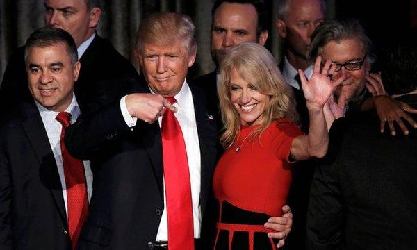 Trump nombra a exdirectora de campaña como asesora presidencial