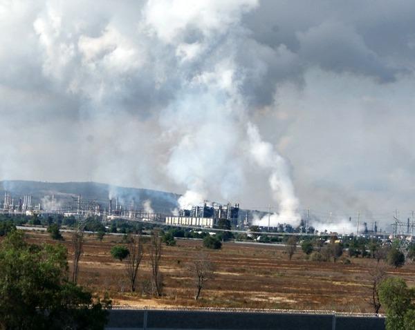 Refinería Miguel Hidalgo no contamina: Pemex