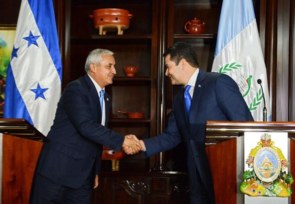 Guatemala y Honduras, a un paso de firmar TLC
