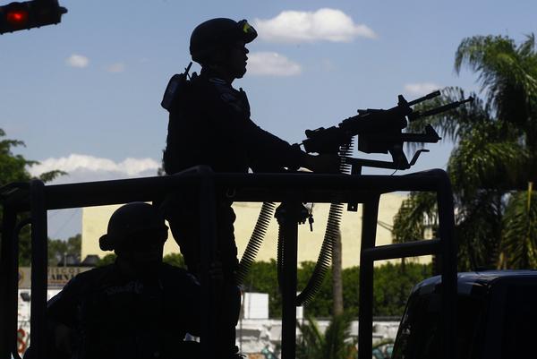 "Segob da espaldarazo a militares en ""Operativo Jalisco"""