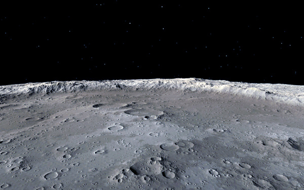 Descubren cueva gigante en la Luna
