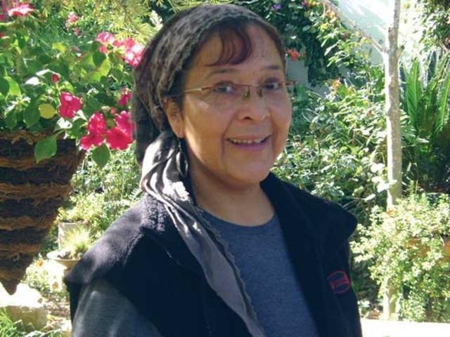 Dina, una mexicana en las zonas conflictivas de Israel