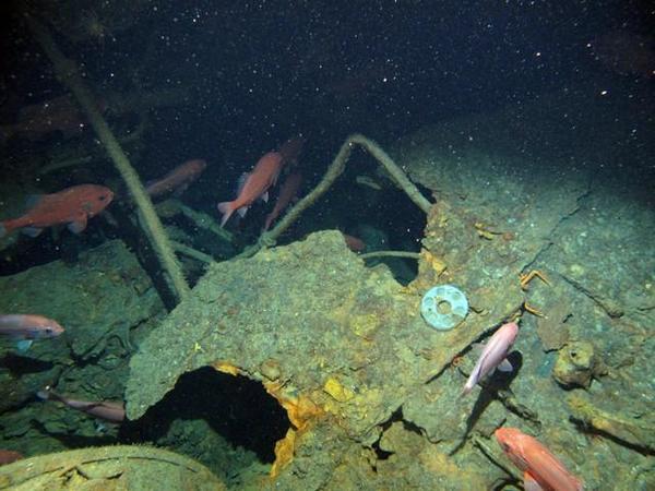 Encuentran un submarino perdido en la Primera Guerra Mundial