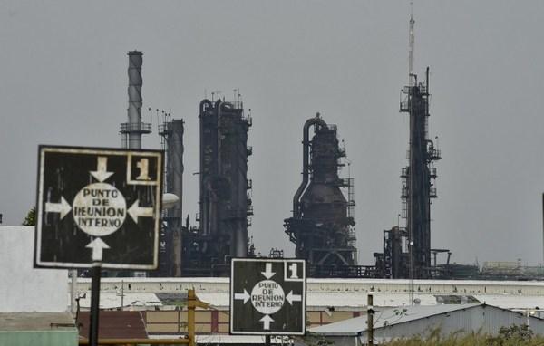 Descubre Pemex 6 yacimientos petroleros en el Golfo de México