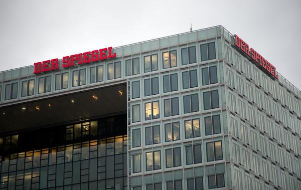 Der Spiegel interpone demanda por espionaje a Estados Unidos