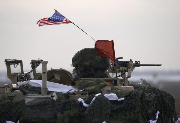 Rusos consideran más peligroso al Ejército de EE.UU. que al EI