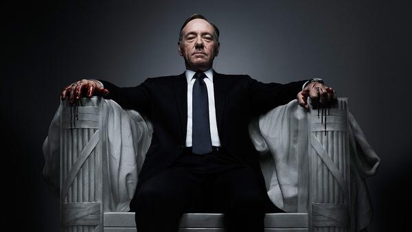 "Netflix suspende producción de ""House of Cards"" por Spacey"
