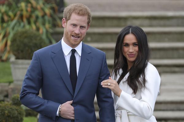 El príncipe Enrique y Meghan Markle anuncian su boda