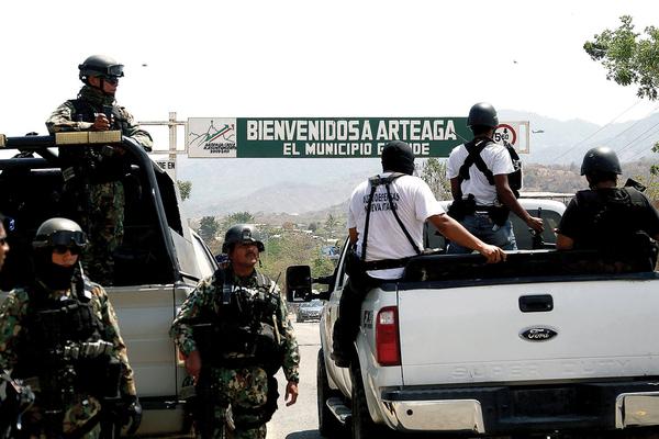 Michoacán: Gobernar desde las cenizas