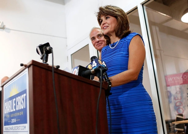 Annette Taddeo… ¿la próxima vicegobernadora de la Florida?