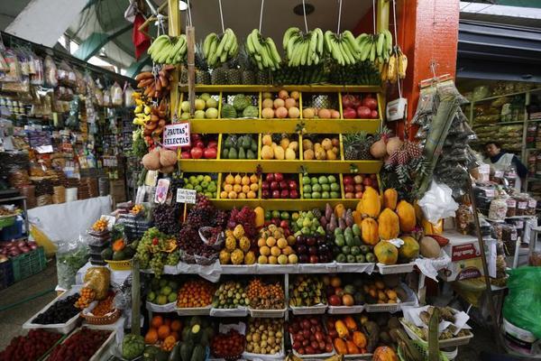 Para la dieta, frutas y verduras ricas en flavonoides