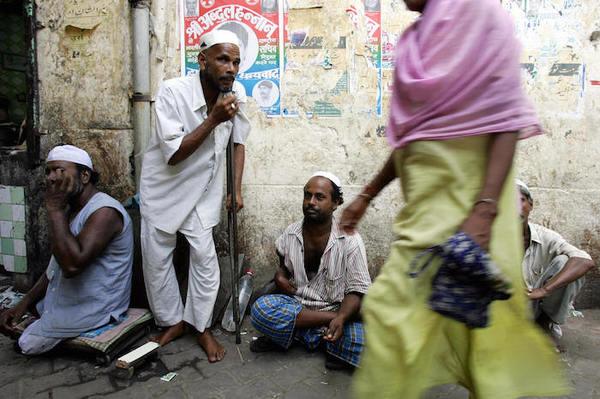 Prohíben mendicidad en ciudad india ante llegada de Ivanka Trump