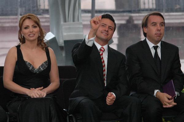 """Leyenda"" que TV haga un presidente: Azcárraga"