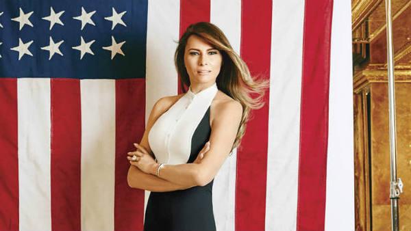 Diseñadores no quieren vestir a Melania Trump por culpa de su esposo