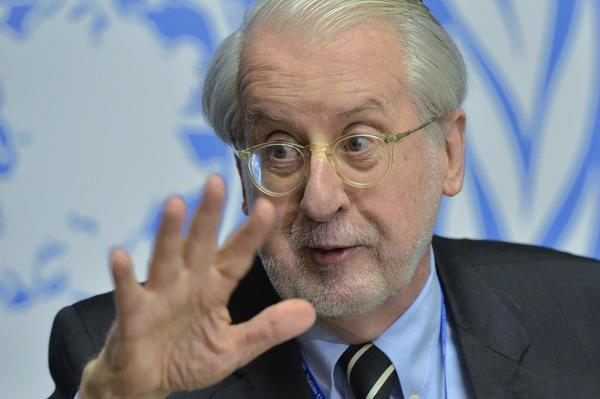 ONU a favor de tribunal internacional para Siria