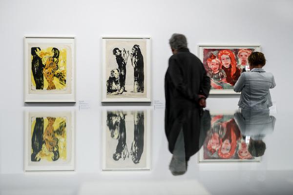 Dos exposiciones levantan el velo sobre obras robadas durante la era nazi