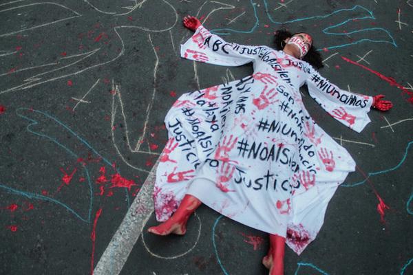 México registra su mes más violento en 20 años