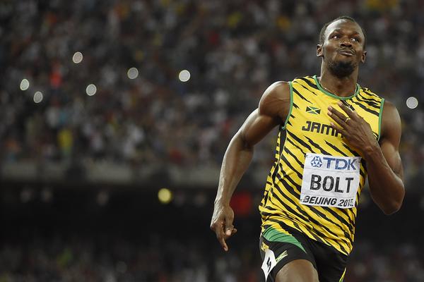 Usain Bolt demuestra que sigue siendo el más rápido del planeta