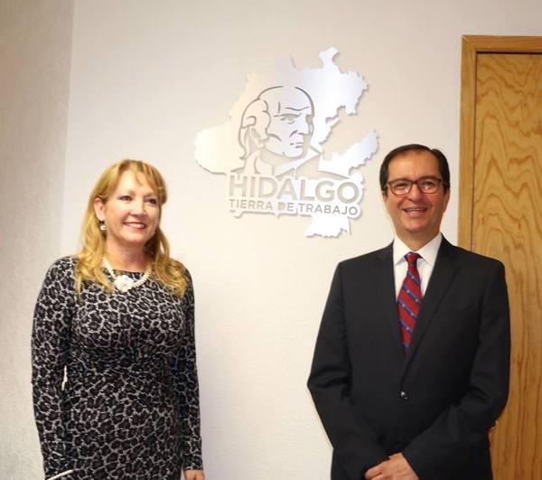 Mirna Hernández llega a la Secretaría de Planeación