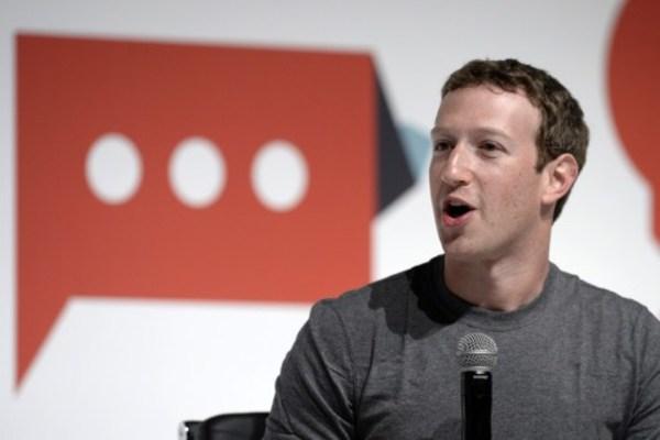 Mark Zuckerberg niega que Facebook influyera en elección