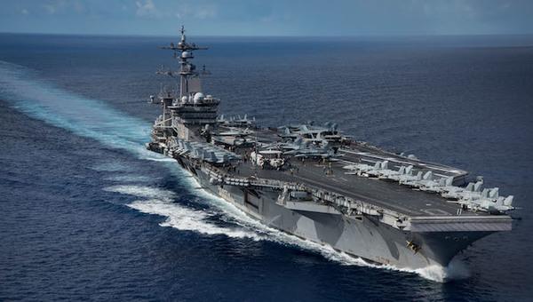 China exige fin de maniobras militares de EE.UU. y Corea del Sur