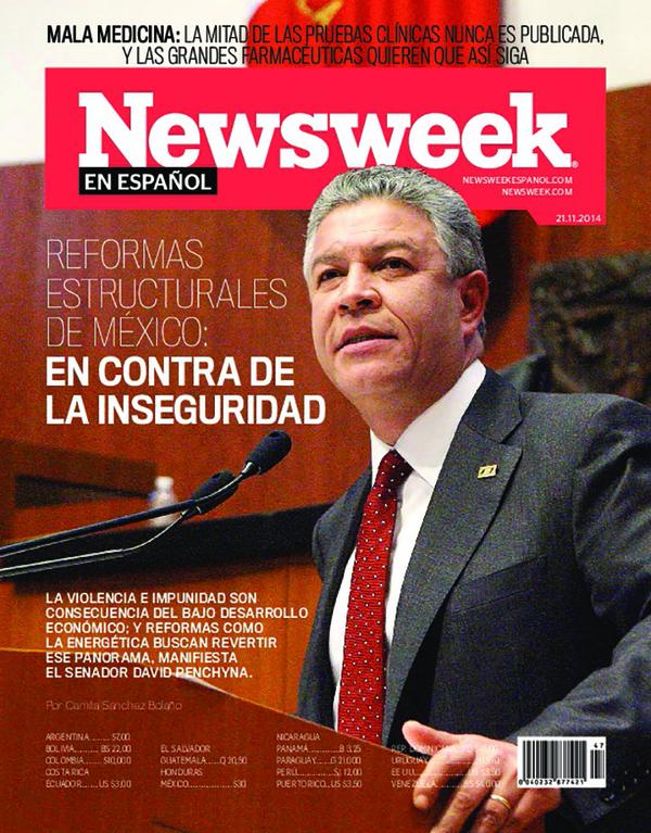 Reformas estructurales de México: en contra de la inseguridad