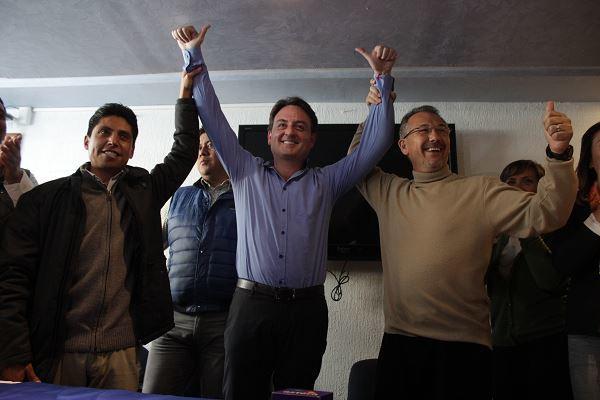 Berganza confía en frente opositor