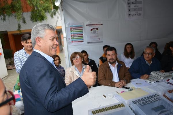 Todos somos corresponsables de la democracia: Penchyna
