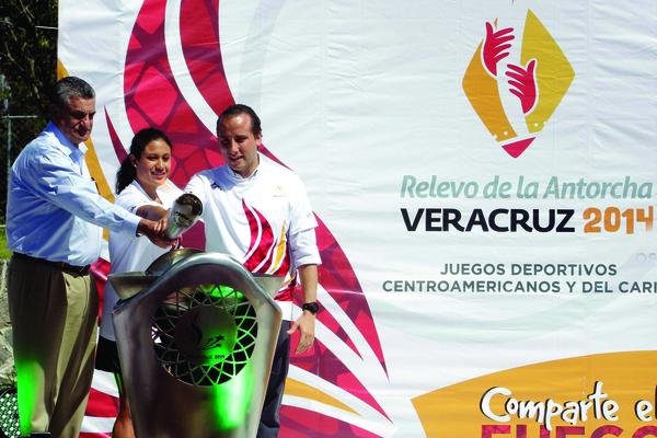 Los juegos centroamericanos en Veracruz