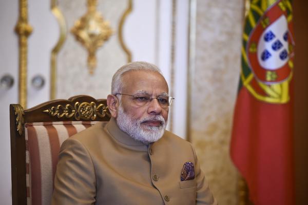 Primer ministro de India llega a Estados Unidos