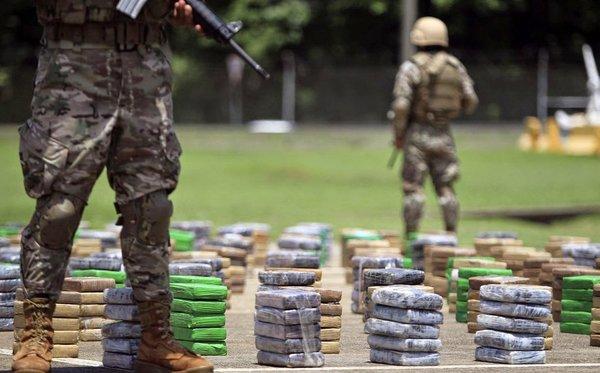 Consignan a sólo 47% de detenidos por narcotráfico